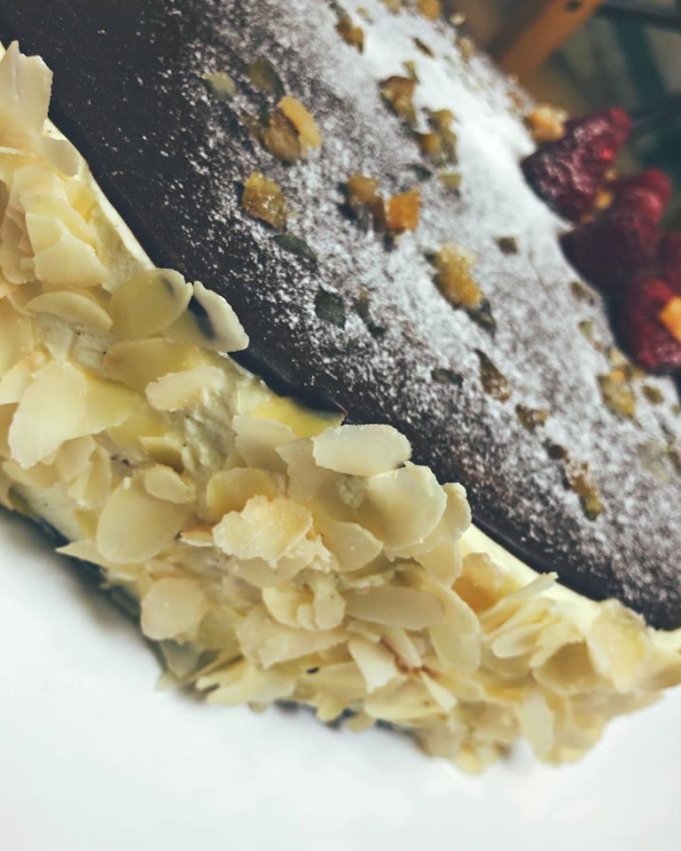 Tort Makowy z Pomarańczami - Boże narodzenie (Wigilia)