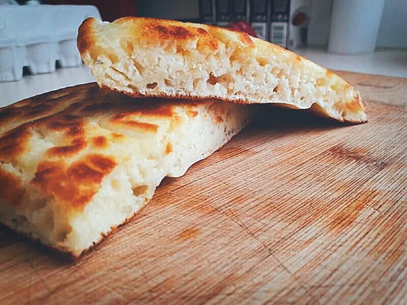 Pancakes - Naleśniki Amerykańskie a'la Seweryn