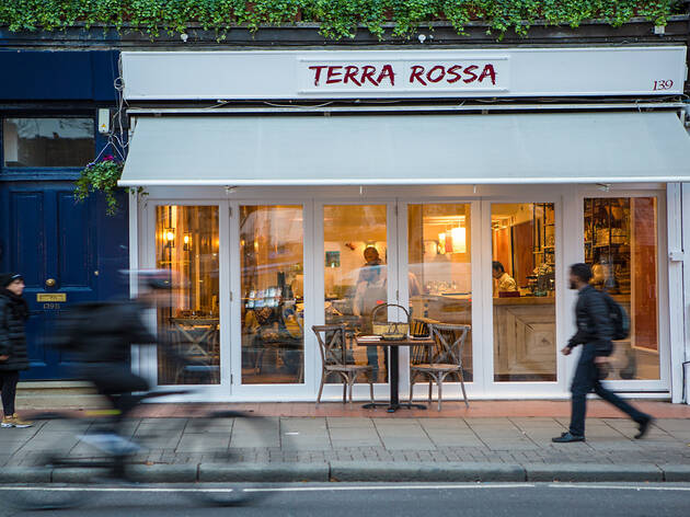 Terra Rossa Restaurant Review - Islington Puglia Food