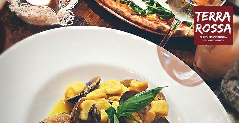 Terra Rossa Restaurant Review - Islington Angel Lodnon